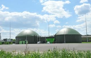 Agroenergia - biogazownia rolnicza